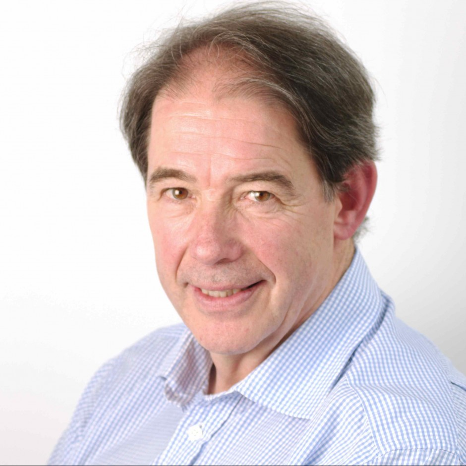 Headshot of Jonathon Porritt